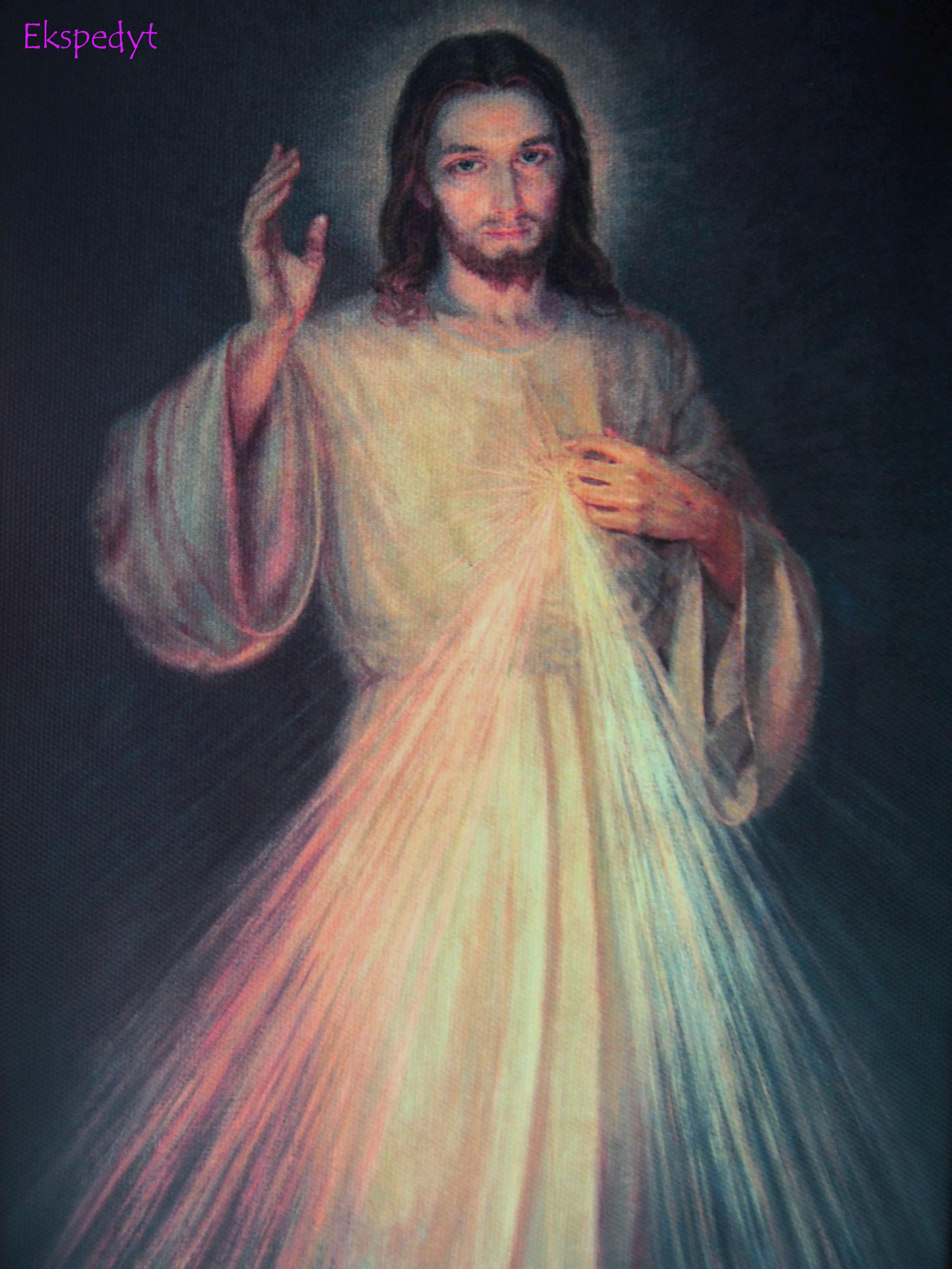 Obraz Jezu Ufam Tobie Ekspedyt
